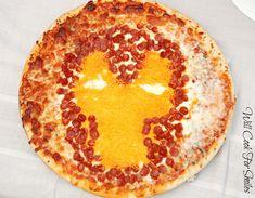 FUN IRONMAN PIZZA Avengers Family Fun Night, #MarvelAvengersWMT
