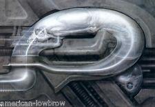 Hans Rüdi Giger: Biomechanoid No 267 Abstract Sculpture, Sculpture Art, Metal Sculptures, Bronze Sculpture, Hr Giger Art, Giger Alien, 70s Sci Fi Art, Psy Art, Alien Art