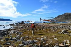 New mineral discoveries (diamonds) on Baffin Island, Nunavut.