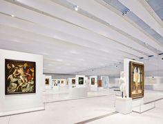 Mosbach Paysagistes, Kazuyo Sejima + Ryue Nishizawa / SANAA, Studio Adrien Gardère, Luc Boegly, Julien Lanoo, Hufton + Crow · Musée du Louvre-Lens. France