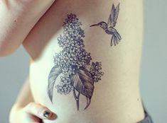 Lilacs by Helen at Golden Iron Tattoo Toronto ON Japanese tattoo ...