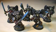 Flesh tearers Sanguinary guard - The Bolter and Chainsword : A 40k Space Marine Resource
