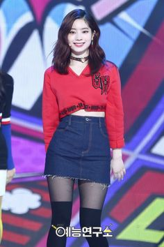 All your favorite Asian celebrities rocking those tights! Kpop Fashion Outfits, Blackpink Fashion, Stage Outfits, Girl Outfits, South Korean Girls, Korean Girl Groups, Twice Dahyun, Foto Jungkook, Asian Celebrities