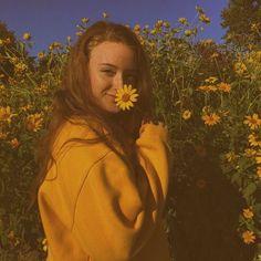 Imagen de aesthetic, flowers, and indie