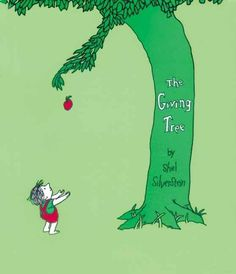 The Giving Tree by Shel Silverstein | 15 Books Banned For The Most Absurd Reasons Ever