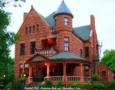 Capitol Hill Mansion Bed & Breakfast Inn Denver
