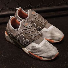 """After the massively successful launch of the @NB_Lifestyle 247 Luxe, New Balance is proud to announce its collaboration with Japan's mita sneakers for a special colorway inspired by the """"Tokyo Rat"""". #nb247 #lifein247 For a detailed look and release info on this collaboration, tap the link in our bio."""