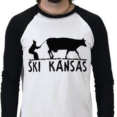 We can Ski Kansas!  Especially after the winter of February 2013. It broke 100 year old records.