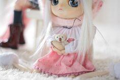 Clara is sweet by Honey Pie!, via Flickr