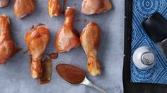 Mázas csirkecombok pirított burgonyával - Receptek | Ízes Élet - Gasztronómia a mindennapokra