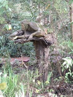 bruno's sculpture garden | bruno's sculpture garden set in a… | Flickr - Photo Sharing!