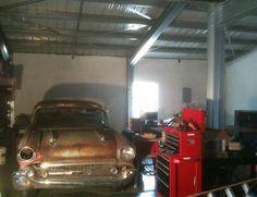 1957 Chevy 2 door 210