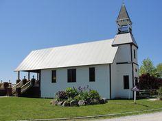 Church Winery Near Geneva, Ohio.....Geneva-on-the-Lake
