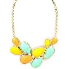 Lilly Pond Necklace