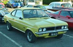 Category:Vauxhall Firenza - Wikimedia Commons Classic Cars British, Classic Car Show, Retro Cars, Vintage Cars, Cool Old Cars, Nice Cars, Vauxhall Motors, Psa Peugeot, Chevy Muscle Cars