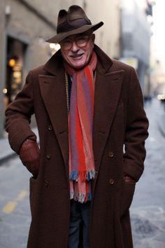 Italian fashion man