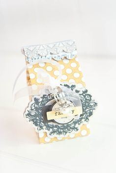Lifestyle Crafts Milk Carton by Jennifer Evans #CraftWarehouse