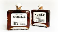 noble. syrup.