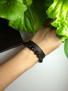 Mandes bracelet•red vulcan• black side ✔️ we love it! You can get it here: http://www.ebay.com/usr/mandes.bracelets