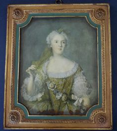 BORGHESE Madame Sophie Nattier Versailles Painting Lithograph Engraving 96 Wood Panel 619 18th Century Reproduction by MADONNASCOLLECTIBLES on Etsy