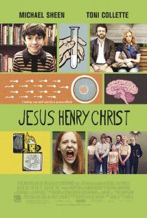 Movie #7 - Jesus Henry Christ - 4/5 stars.  Quirky and cute.  #netflixstreaming