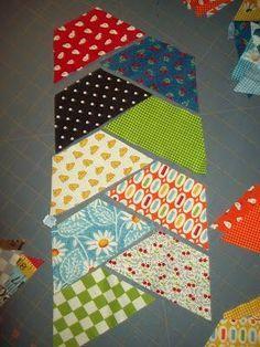 Mods quilt patterns