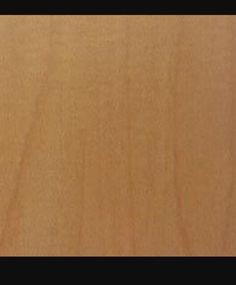 Madera de aliso. Madera blanda. El aliso suele tener un color marron, rojizo o naranja.