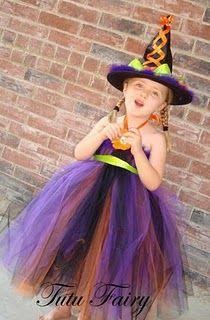 Wacky Witch Tutu Dress