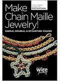 Make Chain Maille Jewelry! Single Double and Byzantine Chains DVD chain maille jewelry, chain mail jewelry, chain maille patterns, single chain, double chain, byzantine chain maille, chain maille bracelets, how to make chain maille, jewelry designs