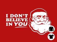 Disbelieving Santa for $8 - $16