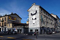 An Interview With Italian Street Artist Millo: My Characters Are The Purest Part Of Me