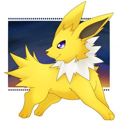 5550e4c3 281 Best Jolteon images in 2019 | Catch em all, Pokemon eevee ...