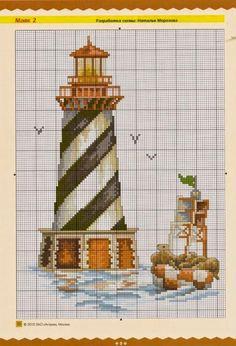 embroidery lighthouse scheme: 19 thousand images found in Yandeks. Cross Stitch Sea, Cross Stitch House, Cross Stitch Needles, Beaded Cross Stitch, Cross Stitch Flowers, Cross Stitch Kits, Cross Stitch Charts, Cross Stitch Designs, Cross Stitch Embroidery
