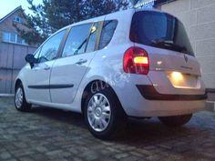 Микровэны - Минивэны - Вэны.: Продажа Renault Modus I Рестайлинг 1.5d MT (88 л.с...