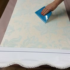 How to use wallpaper to transform plain white vinyl roller shades into beautiful custom-designed roller shades. I used gorgeous Walls Republic wallpaper. Wallpaper Roller, Diy Wallpaper, Birch Lane, Vinyl Blinds, Diy Roller Blinds, Houzz, Faux Tin Ceiling Tiles, Tablecloth, Stencils