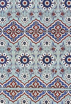 Ethnic Textiles | Moroccan Pattern | Rugs & Carpets | Tile Wallpaper Design | Background