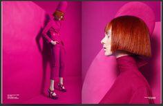 The color Moral by set designer Linda Szurdi