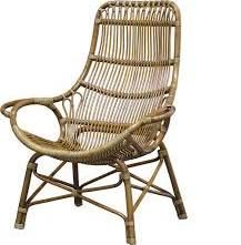 retro rattan lounge chair - Google Search