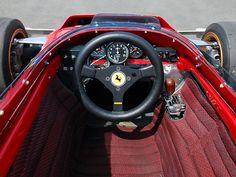 Time Wasting Machine - Behind the wheel of 1971 Ferrari 312B2