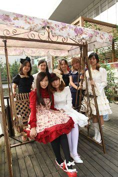 Milanoo Lolita Tea Party