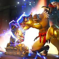 Overwatch  11 Minutes Of Rocket Punching With Doomfist Gameplay