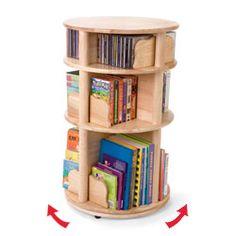 Storage for books