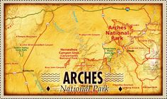 arches national park - Google Search