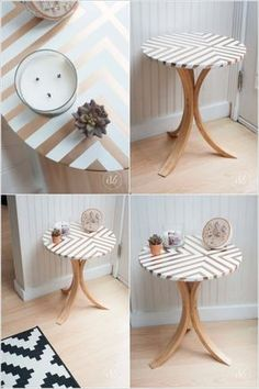 Ideas For Upcycled Furniture Diy Up Cycle Colour