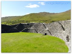 Staigue Fort - A Historic Ringfort On The Ring Of Kerry