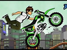 Ben 10 Extreme Stunts - Sissy Completed Game Walkthrough for Kids