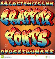 Buy Graffiti Fonts by Binkski on GraphicRiver. A Set of Graffiti Fonts. – Fully editable vector EPS 8 , gradients used. Free Graffiti Fonts, Graffiti Lettering Fonts, Graffiti Writing, Tattoo Lettering Fonts, Lettering Design, Graffiti Art, Hand Lettering, Graffiti Designs, Doodle Lettering
