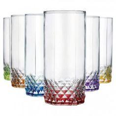 Set of 6 Cooler Glasses