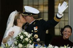 Maxima and Willem Alexander