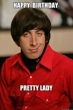 birthday meme pretty lady - Google Search